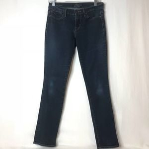 Lucky Brand Sweet 'N Straight Dark Wash Jeans 4/27